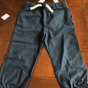Navy Joggers The Children's Place 3T NWT